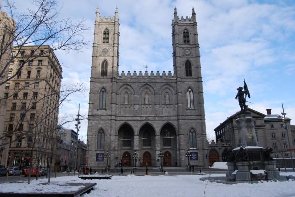 Basilica Notre Dame