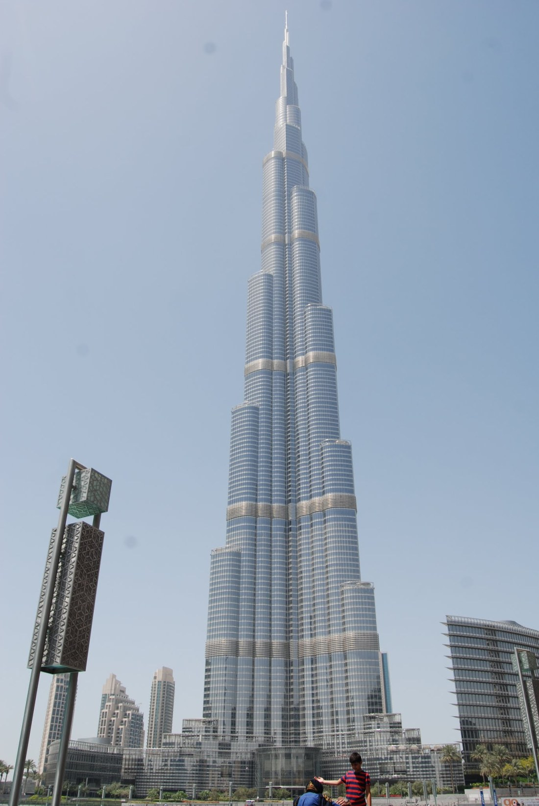 The biggest building in the world