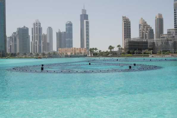 "The ""Bellagio Lake"" Dubai"