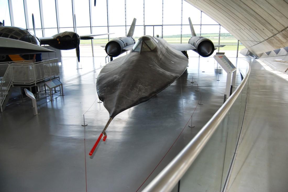 Yeah Baby. SR-71A