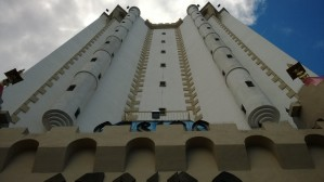 The Excal Tower 2 Entrance
