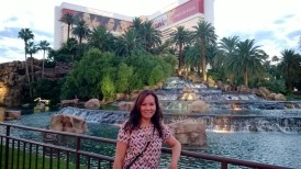 Outside the Mirage