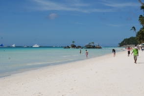 Just the beach