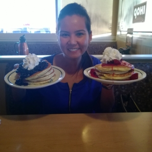 Pancake time - IHOP