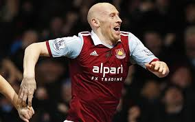 The Ginger Pele strikes one for the Irons