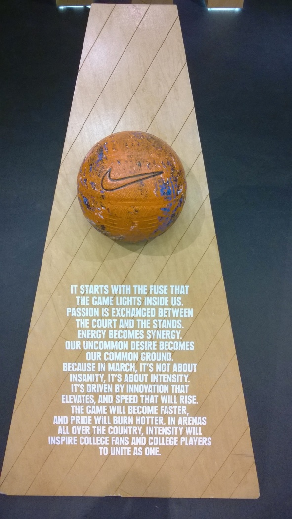Remember this when on court at all times