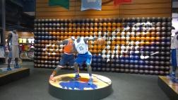 UCAA display