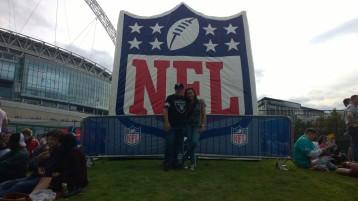NFL Hill, London