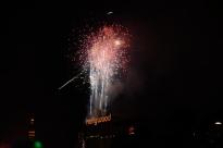 Low exposure fireworks