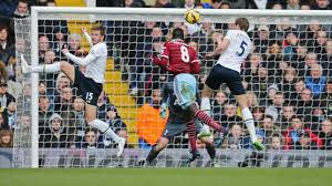 Koutaye rises to open the scoring for the Hammers