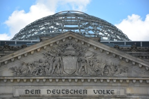 Dome at the Reichstag