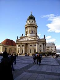 The Gendarmenmarkt