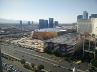 The New MGM Stadium. Anyone for Hockey ?
