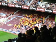The away firm!