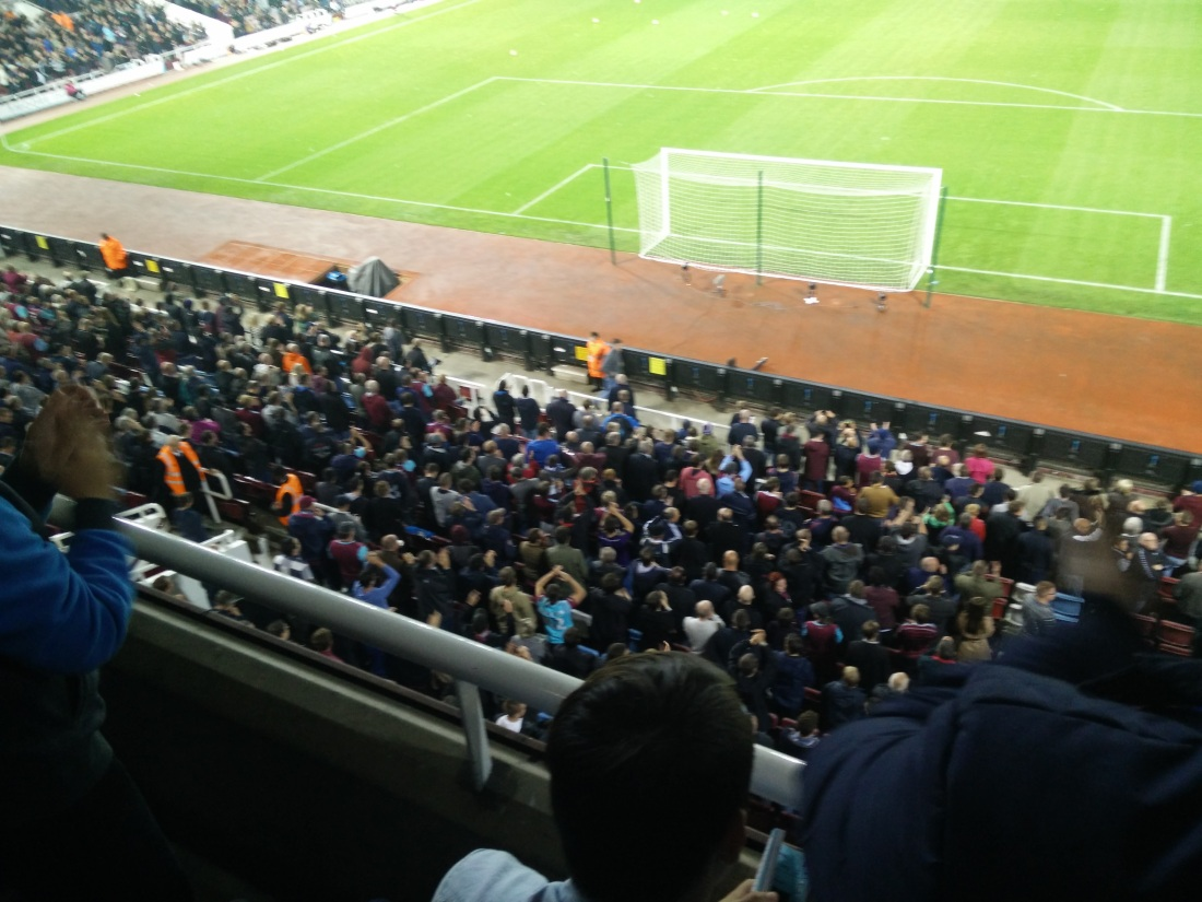 Slaven Bilic's Claret and Blue Army !