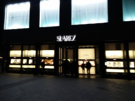 Didnt know he had a shop there as well !