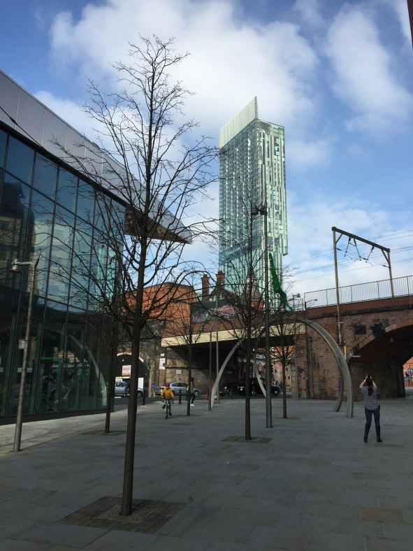 Dubai comes to Central Manchester