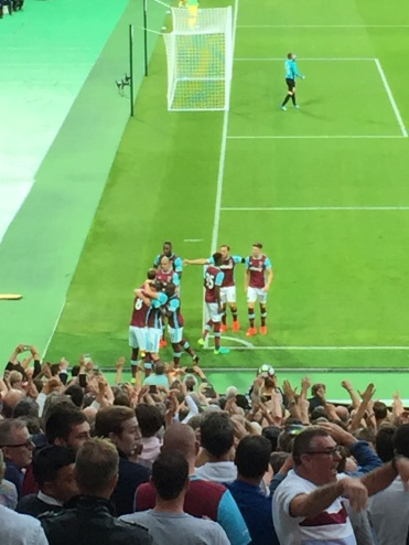 Kouyate's second