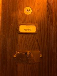 Yeah, me and Darren sharing a locker